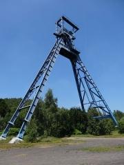 Puits n° 2 de la fosse dite  Sabatier  de la compagnie des mines d'Anzin - French photographer and Wikimedian
