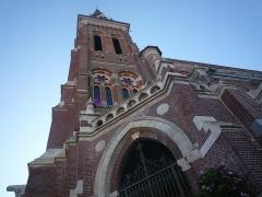 Basilique Sainte-Maxellende - English: Basilique Sainte-Maxellende, Caudry, Nord-Pas-de-Calais, France.