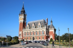 Hôtel de ville - English: Townhall of Calais, France