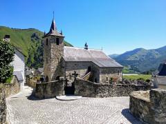 Eglise Saint-Jean-Baptiste - Euskara: larraineko eliza