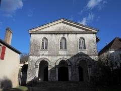Temple protestant - Français:   Temple d\'Orthez