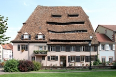 Ancien hôpital dit Maison du sel - Deutsch:   Weißenburg