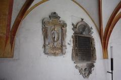 Eglise protestante Saint-Pierre-le-Jeune - This building is inscrit au titre des monuments historiques de la France. It is indexed in the base Mérimée, a database of architectural heritage maintained by the French Ministry of Culture,under the reference PA67000037 .