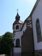 Chapelle de pèlerinage Notre-Dame du Schauenberg -  Notre-Dame du Schauenberg à Pfaffenheim.