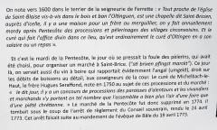 Chapelle Saint-Brice - Français:   Panneau informatif