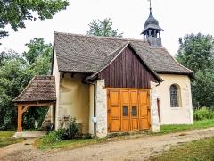 Chapelle Saint-Brice - Français:   Chapelle saint-Brice d\'Oltingue