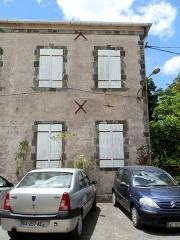 Ancienne caserne d'artillerie dite l'Arsenal - L'Arsenal, ancienne caserne militaire, 7 rue Rémi Nainsouta (Classé, 2007)