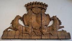 Hôtel-Dieu - Français:   présenté au Musée de l\'apothicairerie.
