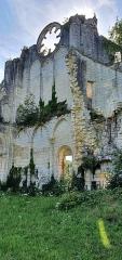 Eglise abbatiale de Blanchefosse (restes) - Deutsch:   Kloster Bonnefontaine (Abbaye de Bonnefontaine) Blanchefosse-et-Bay 10