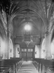 Eglise Saint-Lie de Mohon -