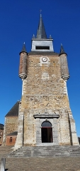 Eglise - Deutsch:  Église Saint-Nicolas de Signy-le-Petit département français des Ardennes 02