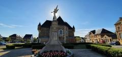 Eglise - Deutsch:  Église Saint-Nicolas de Signy-le-Petit département français des Ardennes 03