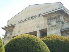 Bibliothèque Carnégie - NOTRE-DAME DE REIMS CELEBRE SES 800 ANS DU 6 MAI AU 22 OCTOBRE 2011  <a href=