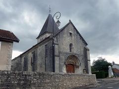 Eglise de Prauthoy - Français:   Église Saint-Piat de Prauthoy