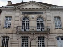 Hôtel de ville - Français:   Hôtel-de-Ville de Châteauvillain.