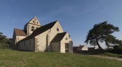 Eglise Saint-Martin - Français:   Eglise Saint Martin, Place Claire-Girard, Courdimanche