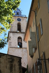 Eglise Saint-Sauveur - English:  Church Saint-Sauveur of Manosque