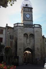 Porte Soubeyran - English:  Porte de Soubeyran