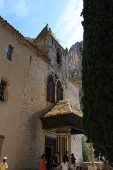 Chapelle Notre-Dame de Beauvoir - English:  Chapelle Notre-Dame de Beauvoir