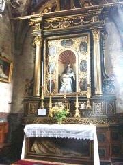 Eglise paroissiale Saint-Martin - Italiano:  Briga Marittima (FRANCE), collegiata di San Martino