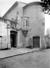 Château, actuellement Musée Picasso -
