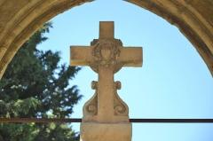 Croix couverte ou croix de Boët - Français:   Croix de Boët