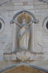 Eglise Notre-Dame-de-Nazareth - Français:   Église Notre-Dame-de-Nazareth