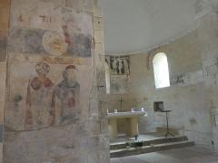 Eglise Saint-Martin - Deutsch:   Église Saint-Martin de Limeuil Altar