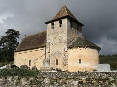 Eglise Saint-Martin - Deutsch:   Église Saint-Martin de Limeuil Ansicht