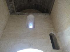 Eglise Saint-Martin - Deutsch:   Église Saint-Martin de Limeuil Portalfenster