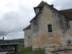 Eglise Saint-Martin - Deutsch:   Église Saint-Martin de Limeuil quer
