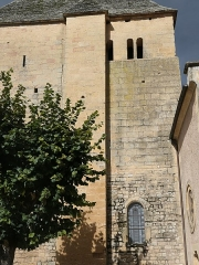 Eglise Saint-Julien - Deutsch:   Église Saint-Julien de Tursac Arkaden