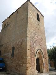 Eglise Saint-Julien - Deutsch:   Église Saint-Julien de Tursac Turm