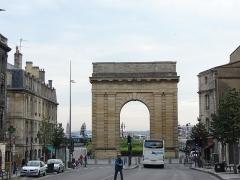 Porte de Bourgogne -  Porte de Bourgogne