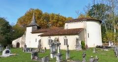 Eglise Saint-Jean-Baptiste - Français:   Église de Richet