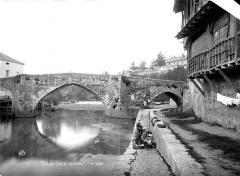 Vieux Pont sur la Baïse -