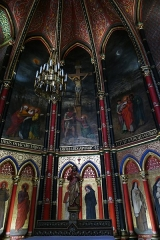 Cathédrale Notre-Dame -  La cathédrale Sainte-Marie à Bayonne (Pyrénées-Atlantiques, Nouvelle-Aquitaine, France).