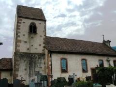 Eglise catholique Saint-Laurent - Français:   Église Saint-Laurent de Dieffenbach-au-Val