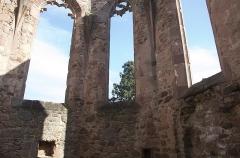 Ancien couvent des chanoines réguliers de saint Augustin - Français:   Abbaye de Truttenhausen église