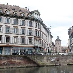 Tour - English:  Strasbourg, France