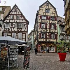 Maison dite Maison Schongauer - English:  Colmar (Haut-Rhin, France)
