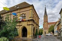 Hôtel de la Couronne, dit aussi Palais de la Régence - English:  Ensisheim (Grand-Est, France)