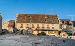 Ancienne halle au blé - English:   Granary in Rouffach, Haut-Rhin, France
