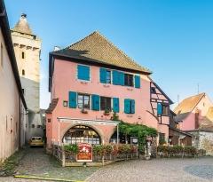 Ancienne maison de l'Oeuvre Notre-Dame - English:   Maison de l\'Œuvre Notre-Dame in Rouffach, Haut-Rhin, France