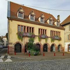 Bâtiment dit la Laub - English:  Munster (Grand-Est, France)