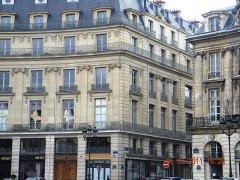 Ancien hôtel de Soyecourt - English:  Place des Victoires, Paris