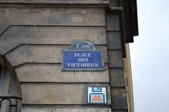 Place des Victoires : le sol -  DSC_0958