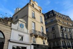 Ancien hôtel Rambouillet de la Sablière, ou hôtel Clairambault -   Vivienne | Place des Victoires  classicism.
