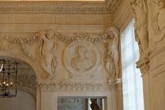 Ancien hôtel Aubert de Fontenay ou Salé, actuellement musée national Picasso -  Hôtel Salé (Musée Picasso) rue de Thorigny (Paris, France)
