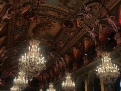 Hôtel de ville - Русский:  Мэрия города Париж
